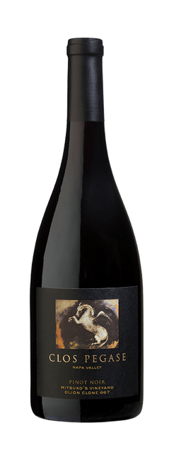 2016 Clos Pegase Pinot Noir, Mitsuko's Vineyard, Dijon Clone 667, Napa Valley, 750ml