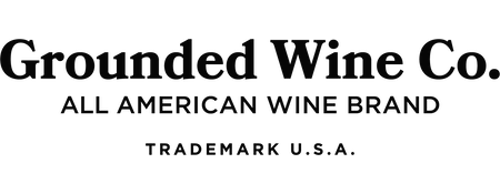 Grounded Wine Company Logo